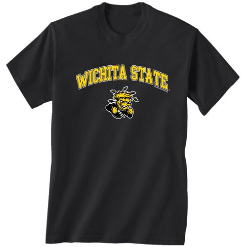 New World Graphics Men's Wichita State University Arch