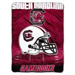 The Northwest Company University of South Carolina Overtime Micro Raschel Throw