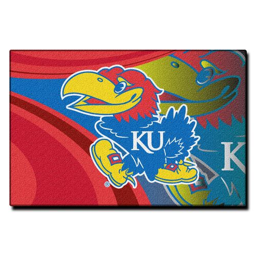 The Northwest Company University of Kansas Acrylic Tufted