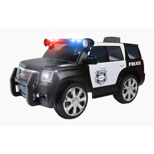 Police Car Toys For Boys : Rollplay boys gmc yukon denali police car v ride on