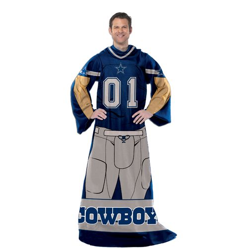 The Northwest Company Dallas Cowboys Uniform Comfy Throw