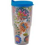 Tervis Boho Floral Chic 24 oz. Tumbler with Lid