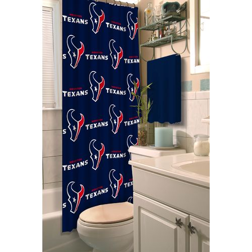 The Northwest Company Houston Texans Shower Curtain - view number 1
