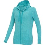 BCG™ Women's Gnarly Relaxed Hooded Zip Up Jacket