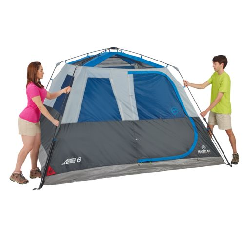 Magellan Outdoors SwiftRise Instant 6 Person Cabin Tent - view number 12