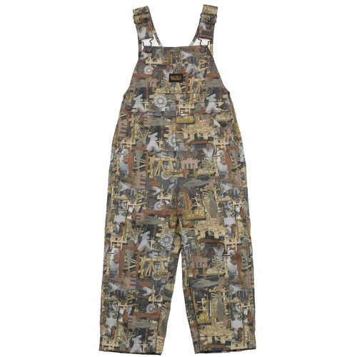 Walls Kids' Oilfield Camo Bib Overall