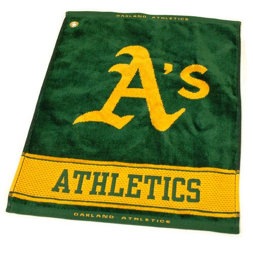 Team Golf Oakland Athletics Woven Towel - view number 1