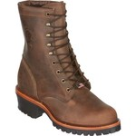 Chippewa Boots Men's Apache Utility Logger Rugged Outdoor Boots - view number 2