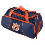Logo Auburn University Athletic Duffel Bag