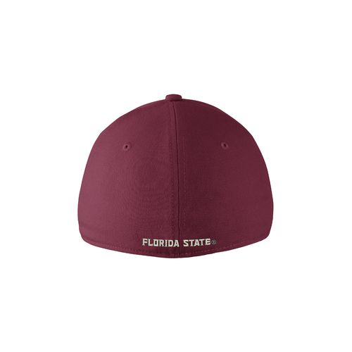 Nike™ Adults' Florida State University Swoosh Flex Cap - view number 2