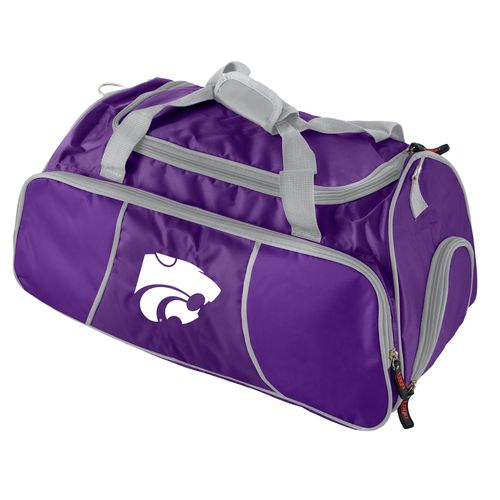 Logo™ Kansas State University Athletic Duffel Bag - view number 1