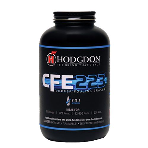 Hodgdon CFE 223 Spherical Rifle Propellant