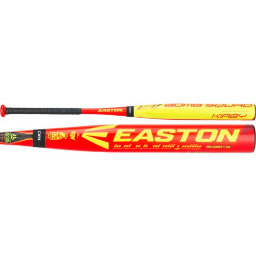 EASTON Adults' Bomb Squad Scott Kirby Loaded Slow-Pitch Composite Softball Bat - view number 1