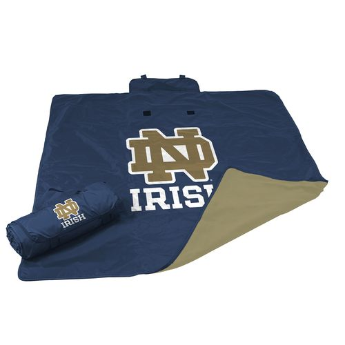 Logo™ University of Notre Dame All-Weather Blanket