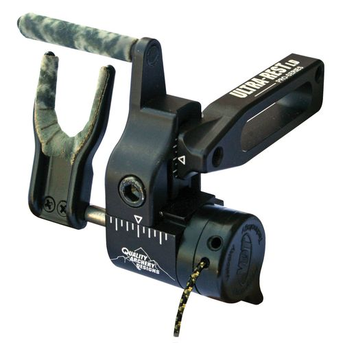 QAD Ultra-Rest Pro LD Drop-Away Arrow Rest Left-handed