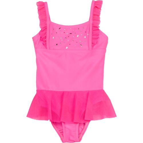 Org Kids Girls' Glam Girl 1-Piece Swimsuit