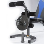 Pure Fitness Adjustable FID Flat/Incline/Decline Weight Bench - view number 11