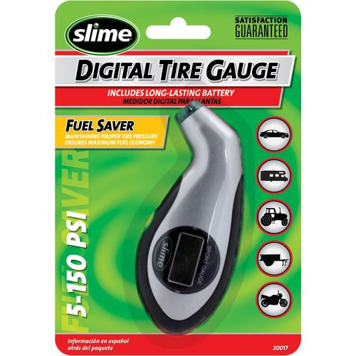Slime 5 - 150 PSI Digital Sport Tire Gauge