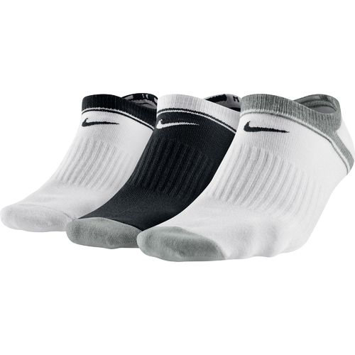 Nike Women's Classic No-Show Socks 3-Pair