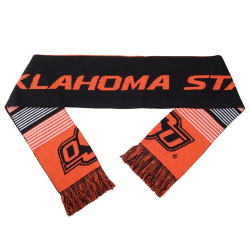 Forever Collectibles™ Adults' Oklahoma State University Reversible Split Logo Scarf