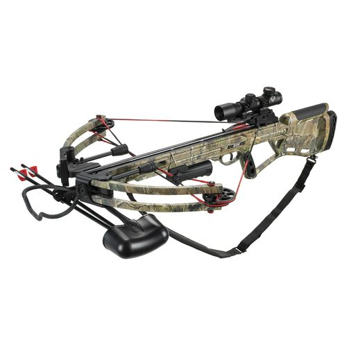 Display product reviews for Velocity Defiant Crossbow Package