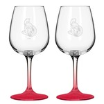 Boelter Brands Ottawa Senators 12 oz. Wine Glasses 2-Pack - view number 1