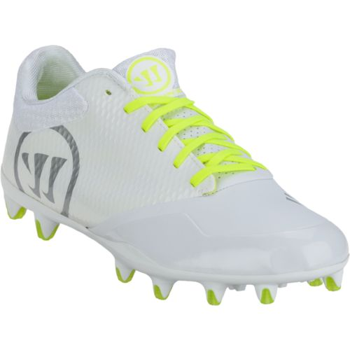 Warrior Men's Burn 9 Low Lacrosse Cleats - view number 2
