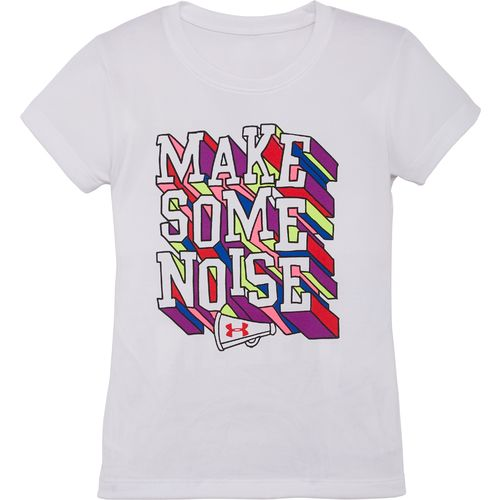 Under Armour Kids 39 Make Some Noise T Shirt Academy