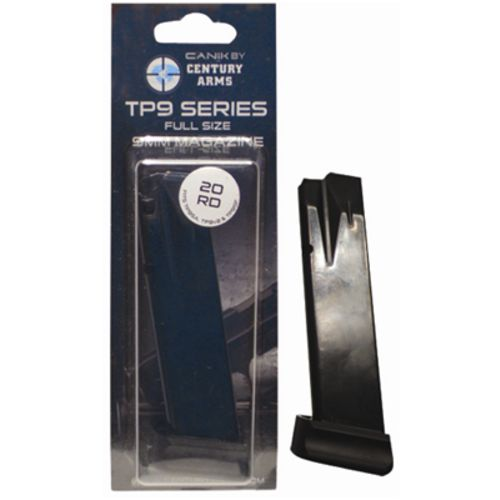 Display product reviews for Century Arms TP9 9mm Full-Size 20-Round Replacement Magazine