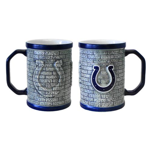 Boelter Brands Indianapolis Colts Stone Wall 15 oz.