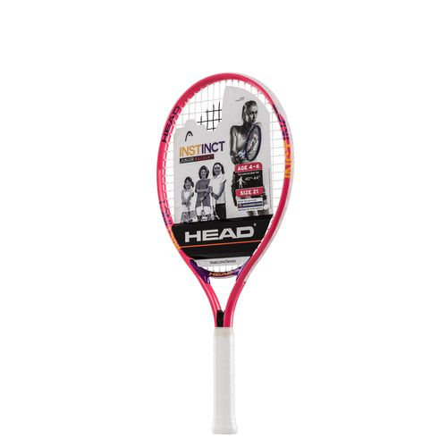 HEAD Girls' Instinct Junior Tennis Racquet