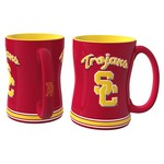 Boelter Brands University of Southern California 14 oz. Relief Mugs 2-Pack