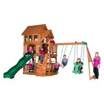 Backyard Discovery™ Liberty II Wooden Swing Set - view number 1
