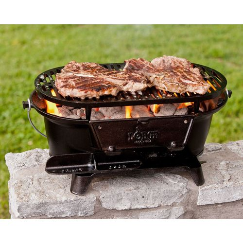 Display product reviews for Lodge Sportsman's Grill
