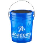 Academy Sports + Outdoors™ Plastic Baseball Bucket 48-Pack