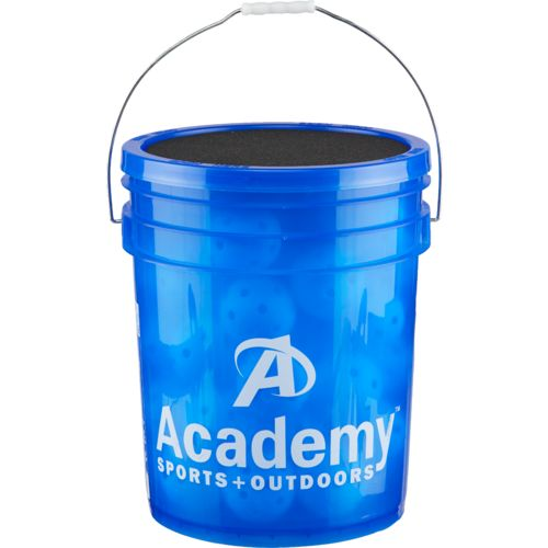 Academy Sports + Outdoors Plastic Baseball Bucket 48-Pack