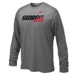 Nike™ Boys' University of Georgia Dri-FIT Legend T-shirt