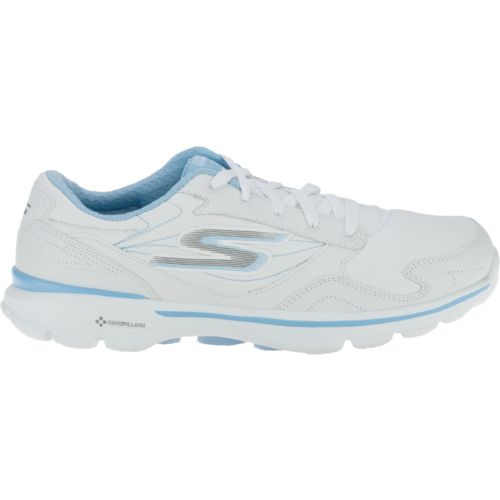 Display product reviews for SKECHERS Women's GOwalk 3 Compete LT Shoes