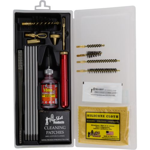 Pro-Shot Products Premium Universal Box Gun Cleaning Kit