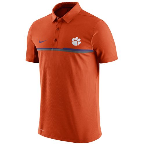 Nike Men's Clemson University Elite Polo Shirt