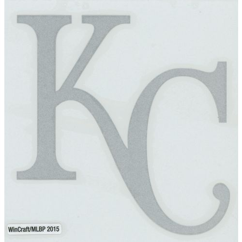 WinCraft Kansas City Royals Reflective Perfect Cut Decal