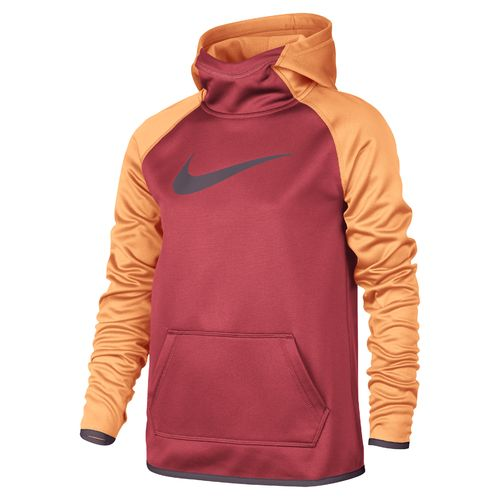 Display product reviews for Nike Girls' Therma Training Hoodie