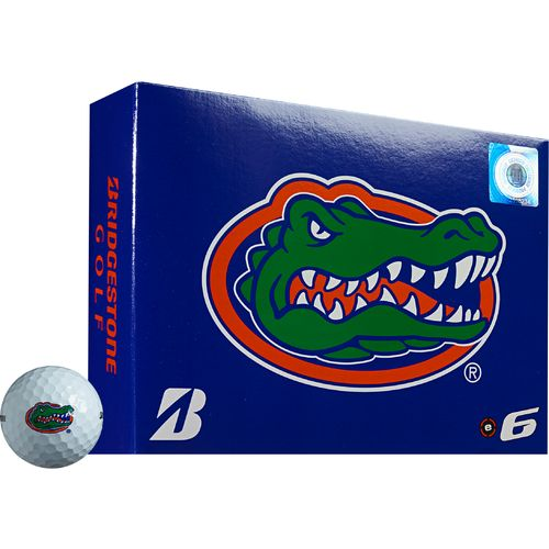 Bridgestone Golf University of Florida e6 Golf Balls 12-Pack