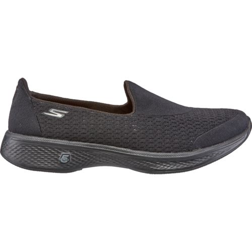 black skechers womens