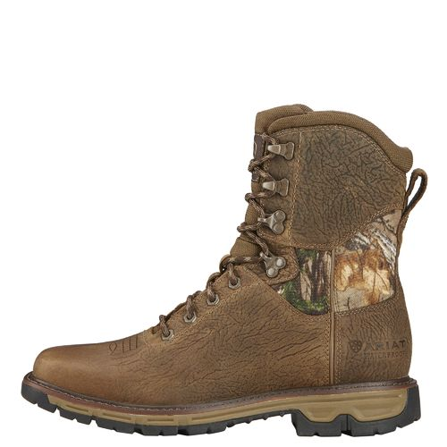 "Ariat Men's Conquest WST H2O 8"" Hunting Boots"