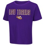 Colosseum Athletics Toddlers' Louisiana State University Dino League T-shirt