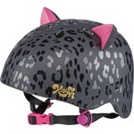 Krash Youth Leopard Kitty Bicycle Helmet - view number 1