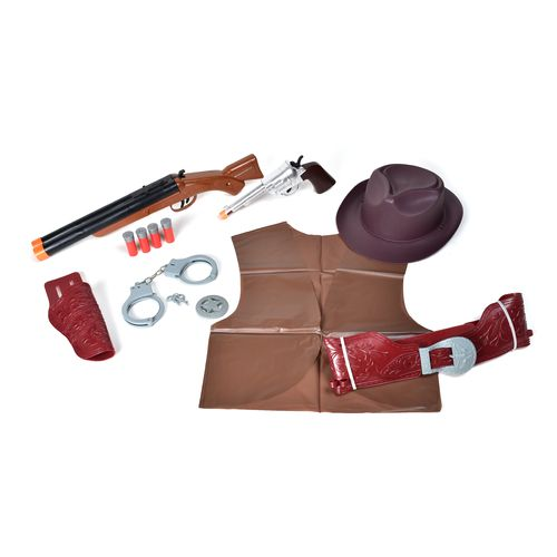 Maxx Action Western Series Wild West Play Set