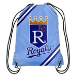 Forever Collectibles™ Kansas City Royals Retro Drawstring Backpack