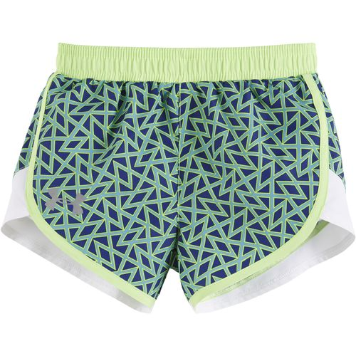 Under Armour™ Kids' Printed Fast Lane Short